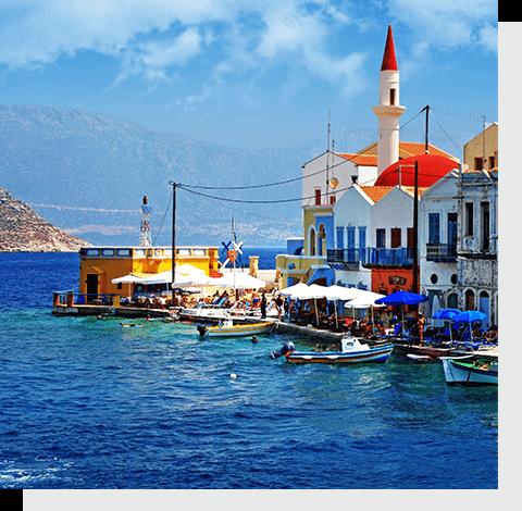 отправить посылку на Кипр