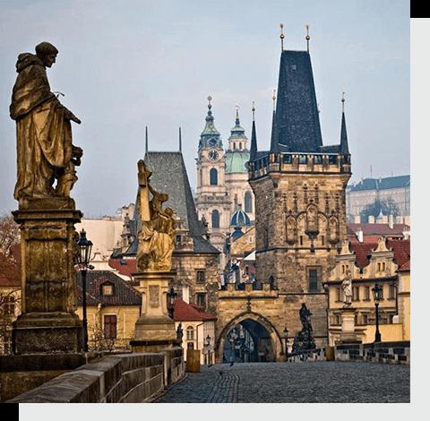 отправить посылку в Чехию