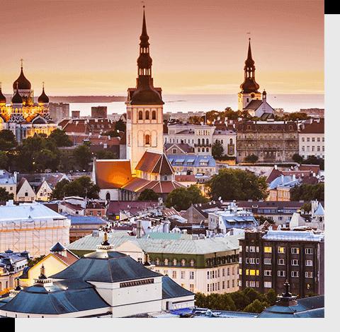 отправить посылку в Эстонию
