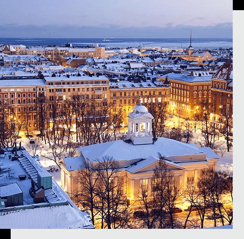 отправить посылку в Финляндию