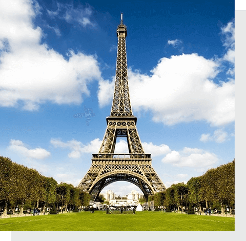 отправить посылку во Францию