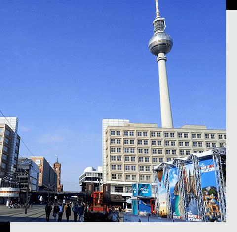 отправить посылку в Германию