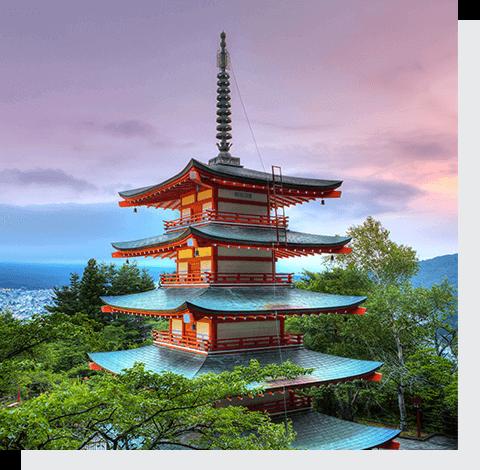 отправить посылку в Японию