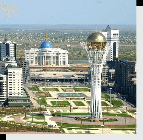отправить посылку в Казахстан