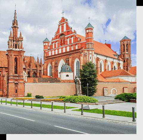 отправить посылку в Литву