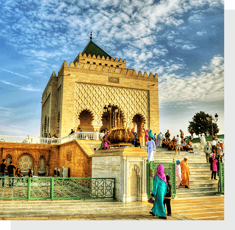 отправить посылку в Марокко