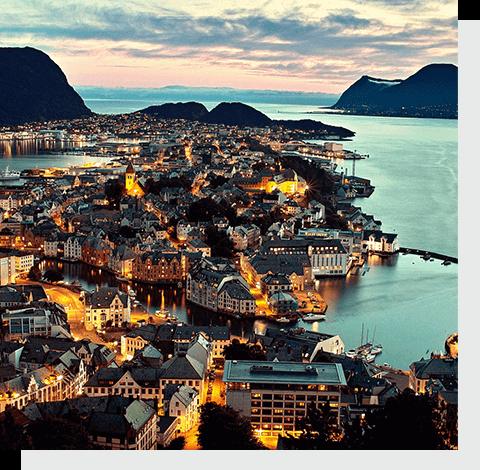 отправить посылку в Норвегию