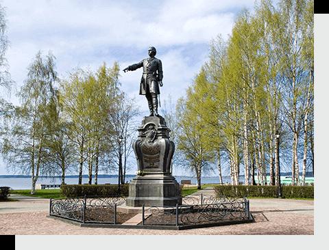 отправить посылку в Петрозаводск
