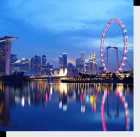 отправить посылку в Сингапур
