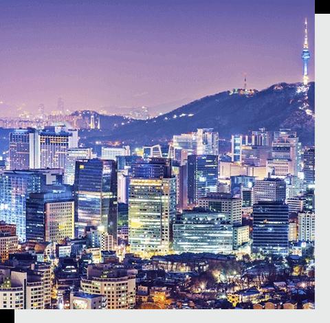 отправить посылку в Южную Корею