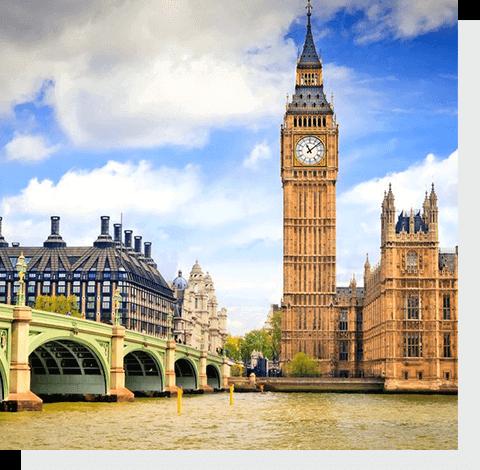 отправить посылку в Великобританию