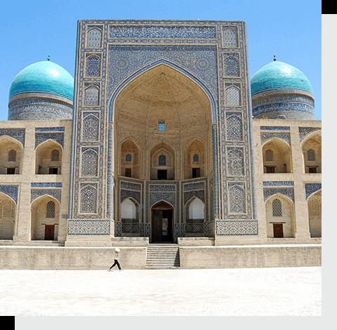 отправить посылку в Узбекистан