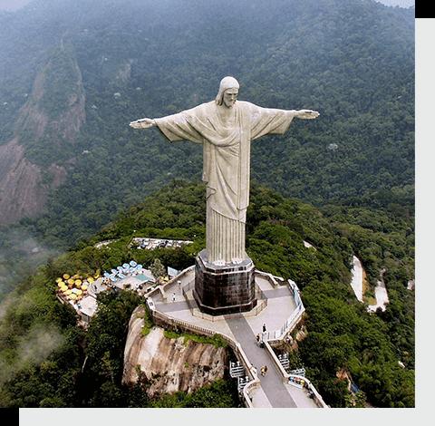 отправить посылку в Бразилию