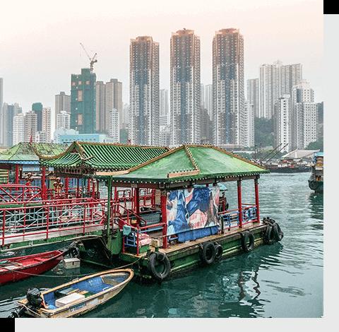 отправить посылку в Гонконг