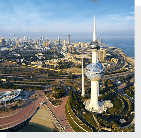 отправить посылку в Кувейт