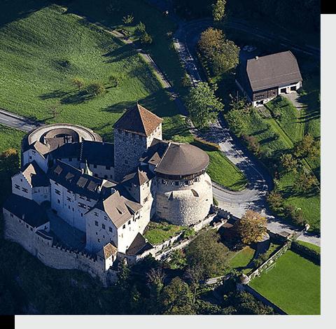 отправить посылку в Лихтенштейн