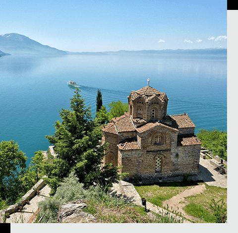 отправить посылку в Македонию