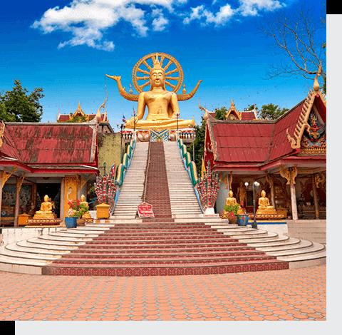 отправить посылку в Тайланд
